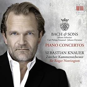 Piano Concerto in E Major, Wq 14: III. Allegro assai
