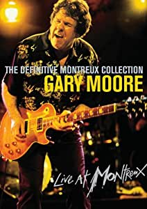 Gary Moore: Definitive Montreux Collection (2DVD / 1CD)