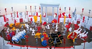 Marx Ben Hur Play Set By Classic Toy Soldiers, Inc