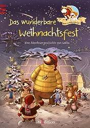 Hase und Holunderbär - Das wunderbare Weihnachtsfest: Band 8