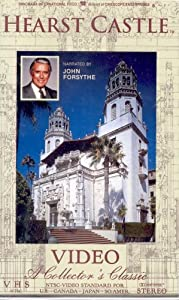 Hearst Castle (Documentary, Narrated By John Forsythe)