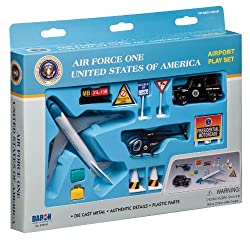 Airline Play Sets Air Force One