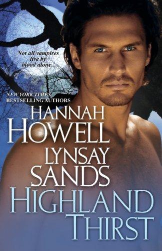 Highland Thirst (MacNachton Vampires, #4)