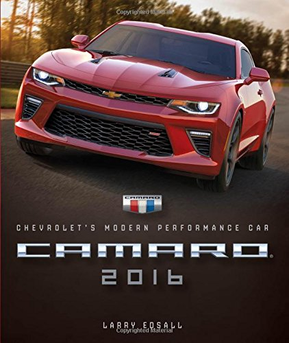 Camaro 2016: Chevrolet's Modern Performance Car (Camaro Generations compare prices)
