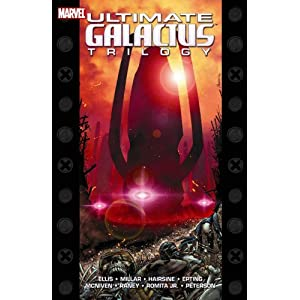 Ultimate Galactus Trilogy - Wikipedia, the.