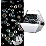 IMAGE® Deluxe Professional 16 Wand Auto Blower Bubble Machine Maker for Parties DJ Show Stage Kids