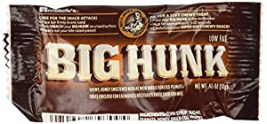 Annabelle's Big Hunk Minis, 0.425 oz Bars in a BlackTie Box (Pack of 80)