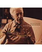 Brahms : Trio avec piano n° 3 en ut mineur op. 101 - Schubert : Trio avec piano n° 2 en mi bémol majeur op. 100 D 929