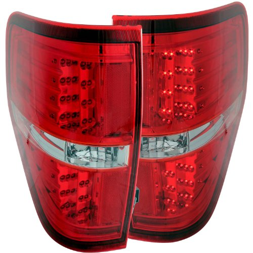 Anzousa 311139 Red Led Tail Light - (Sold In Pairs)