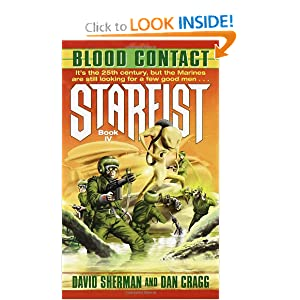 Blood Contact - David Sherman,Dan Cragg