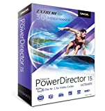 Software - PowerDirector 15 Ultimate
