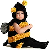 Baby Deluxe Stinger Bee Costume Size 12-18 Months