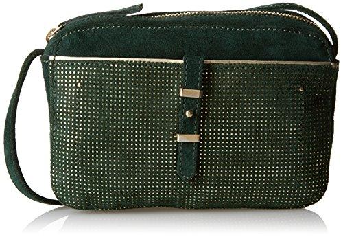 Petite Mendigote Renzo, Borsa a spalla donna , Verde (Vert (Persil)), Taille Unique