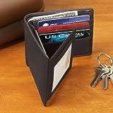 Royce Leather Bi-Fold Wallet