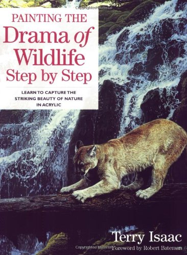 Painting the Drama of Wildlife Step by Step