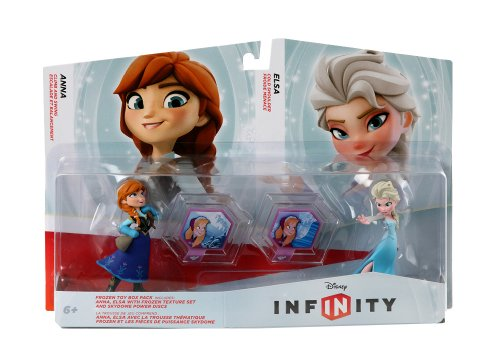 DISNEY INFINITY – Frozen Toy Box Set