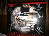 One Direction 1d Agenda Book Weekly & Monthly Planner & Note Pages Case Stickers