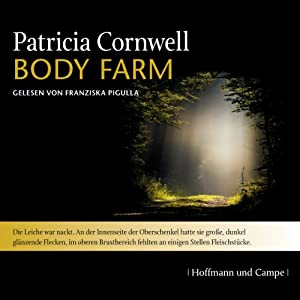 Body Farm (Kay Scarpetta 5) Audiobook