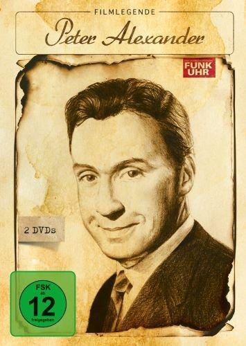 Filmlegende Peter Alexander [2 DVDs]