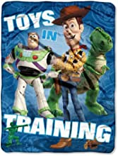 Toy Story Toys in Training Micro Raschel Throw