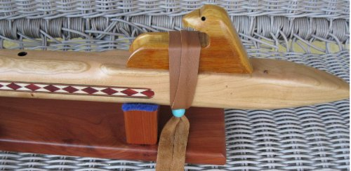 Native American Flute - Handmade Great Deep Tone
