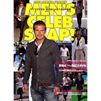 MEN'S CELEB SNAP!  表紙画像