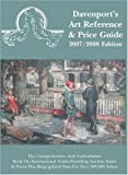 2007/2008 Davenport's Art Reference & Price Guide (Davenport's Art Reference and Price Guide)