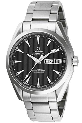 [オメガ]OMEGA 腕時計 シーマスターアクアテラ ブラック文字盤 コーアクシャル自動巻 裏蓋スケルトン 231.10.43.22.06.001 メンズ 【並行輸入品】