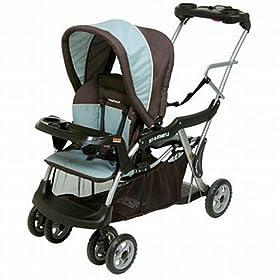 Baby Trend Sit N Stand Stroller LX, Skylar