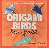 Origami Birds Fun Pack