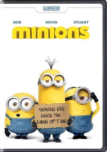 DVD : Minions (DVD)
