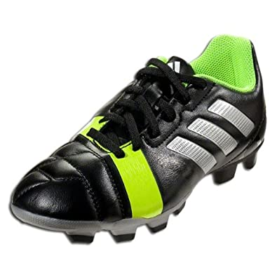 Buy Adidas nitrocharge 3.0 TRX FG Junior [BLACK1 METSILVER ELECTRICI] (4) by adidas