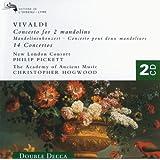 Vivaldi: 14 Concertos (for Mandolin, Flute, Trumpet, Violin, etc.) (2 CDs)