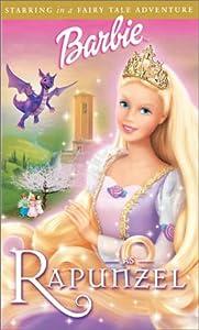 Barbie As Rapunzel [VHS]