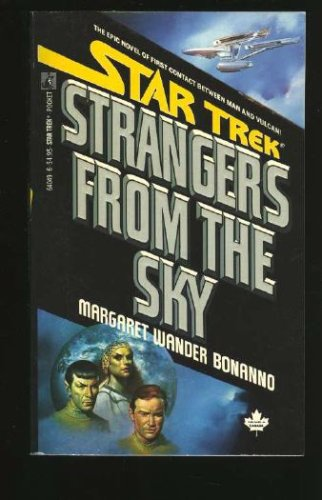 Image for Strangers From The Sky (Star Trek)