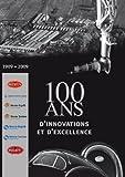 echange, troc Steinhauser Kestler - Bugatti 100 Years of Innovations and Excellence