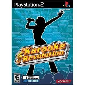 Karaoke Revolution with Headset - PlayStation 2