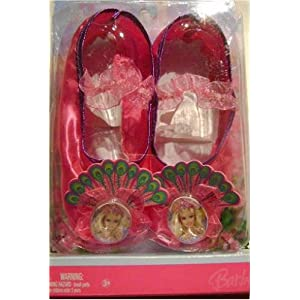 Barbie Island Princess Rosella Fancy Ballet Slippers
