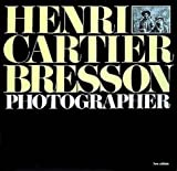 Henri Cartier-Bresson: Photographer (0500541795) by Cartier-Bresson, Henri