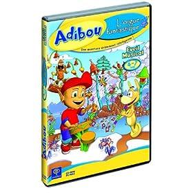 Adibou 3 : L\'Orgue fantastique (initiation à la Musique), 4-7 ans (Eveil musical)