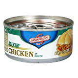 Swanson Chicken Mixin', 4.5-Ounce Cans (Pack of 24) ~ Swanson