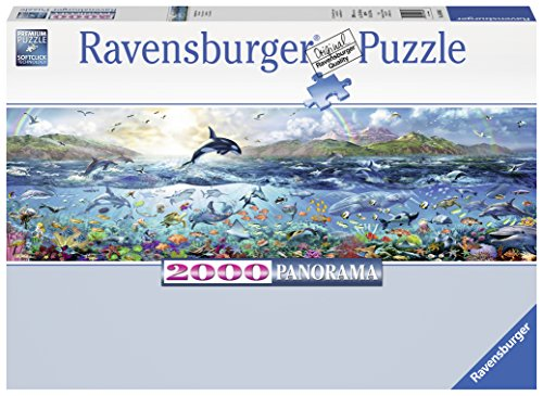 Ravensburger Living Ocean Huge Panorama Puzzle (2000-Piece)