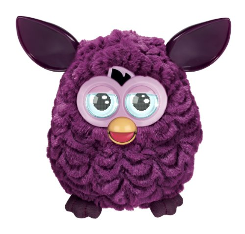 Furby - Plum (Dark Purple)