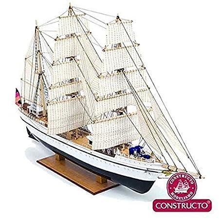 Constructo - 80570 - Construction et Maquette - Bateau - Gorch fock - 1:187