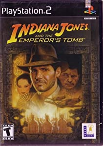 Amazon.com: Indiana Jones and the Emperor's Tomb: Video Games