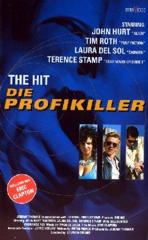 The Hit - Die Profikiller [VHS]