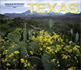 Wild & Scenic Texas Deluxe 2004 Calendar (0763165875) by Muench, David