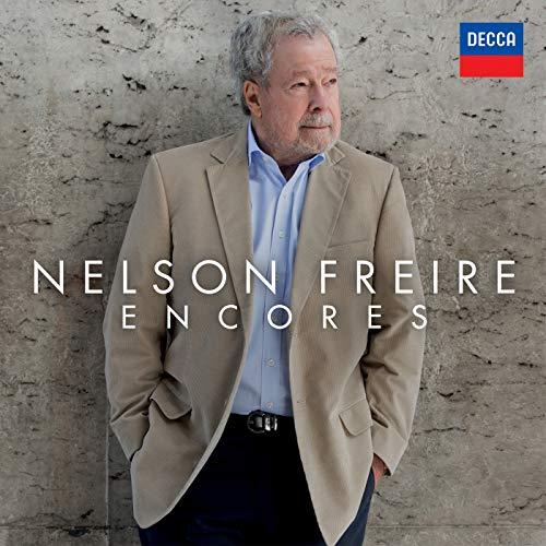 CD : NELSON FREIRE - Encores