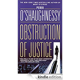 Obstruction of Justice: Nina Reilly Series, Book 3