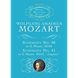 Symphonies Nos. 40 & 41by Wolfgang Amadeus Mozart